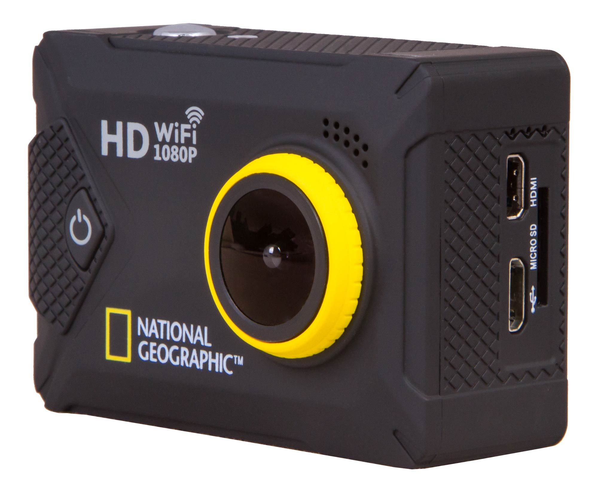 Kamera sportowa Bresser National Geographic Full HD Wi-Fi  Explorer 2