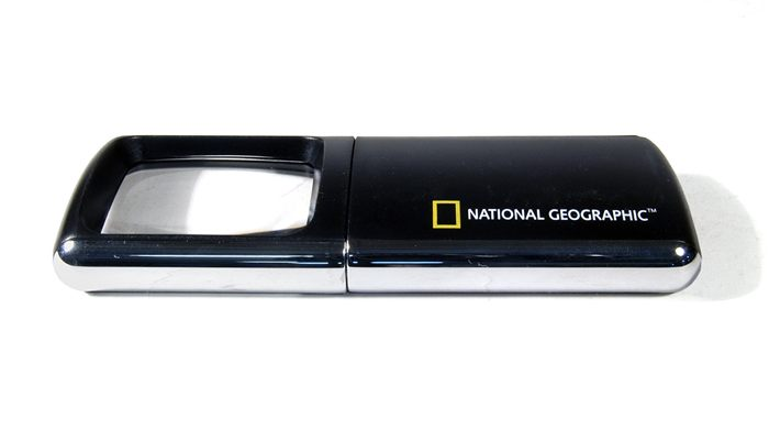 Lupa Bresser National Geographic 3x, 35x40 мм