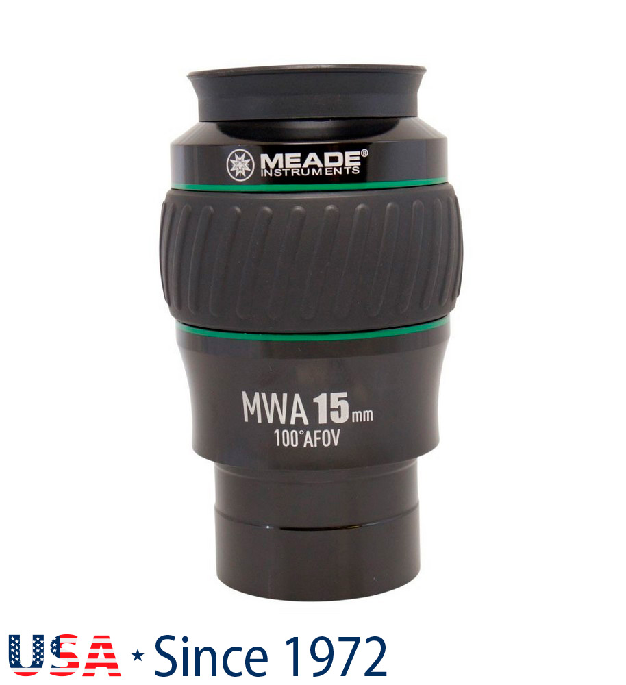 Okular Meade Series 5000 Mega WA 15 mm 2""